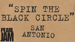 """Spin The Black Circle"" (Audio) - Live in San Antonio, TX (4/3/2003) - Pearl Jam Bootleg Trivia"