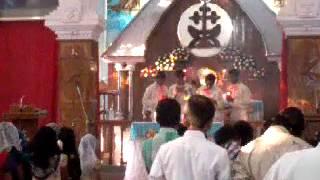 Syro Malabar Kurbana ( Marthoma Nasrani Church)