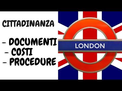 Come ottenere la cittadinanza britannica dopo la Brexit 🇬🇧 V