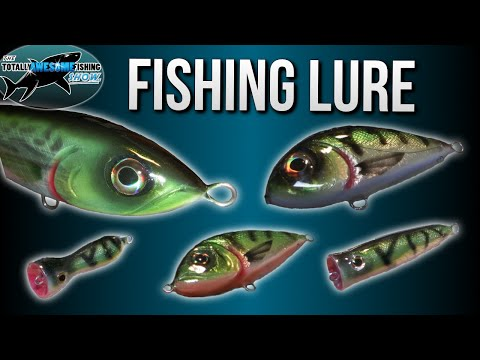 How to Make a Fishing Lure - Step by Step Guide | TAFishing