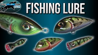 How to Make a Fishing Lure - Step by Step Guide   TAFishing