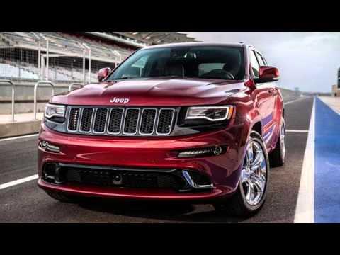2017 jeep grand cherokee srt8 depth review exterior youtube. Black Bedroom Furniture Sets. Home Design Ideas