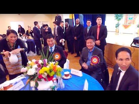 New York welcomed Dr. Lobsang Sangay (Sikyong)