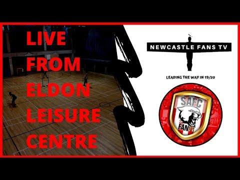 LIVE! | Newcastle Fans TV Beat SAFC Fan TV!