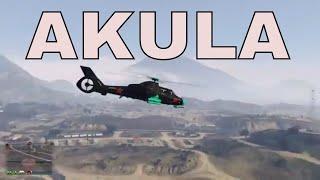 Stealth mode! Akula is GTA Online