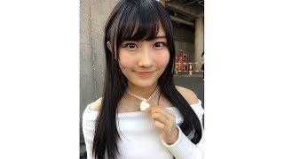 アイドルグループ、NMB48の中心メンバーで、若手エース格の矢倉楓...