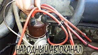 видео Причины детонации двигателя после выключения зажигания