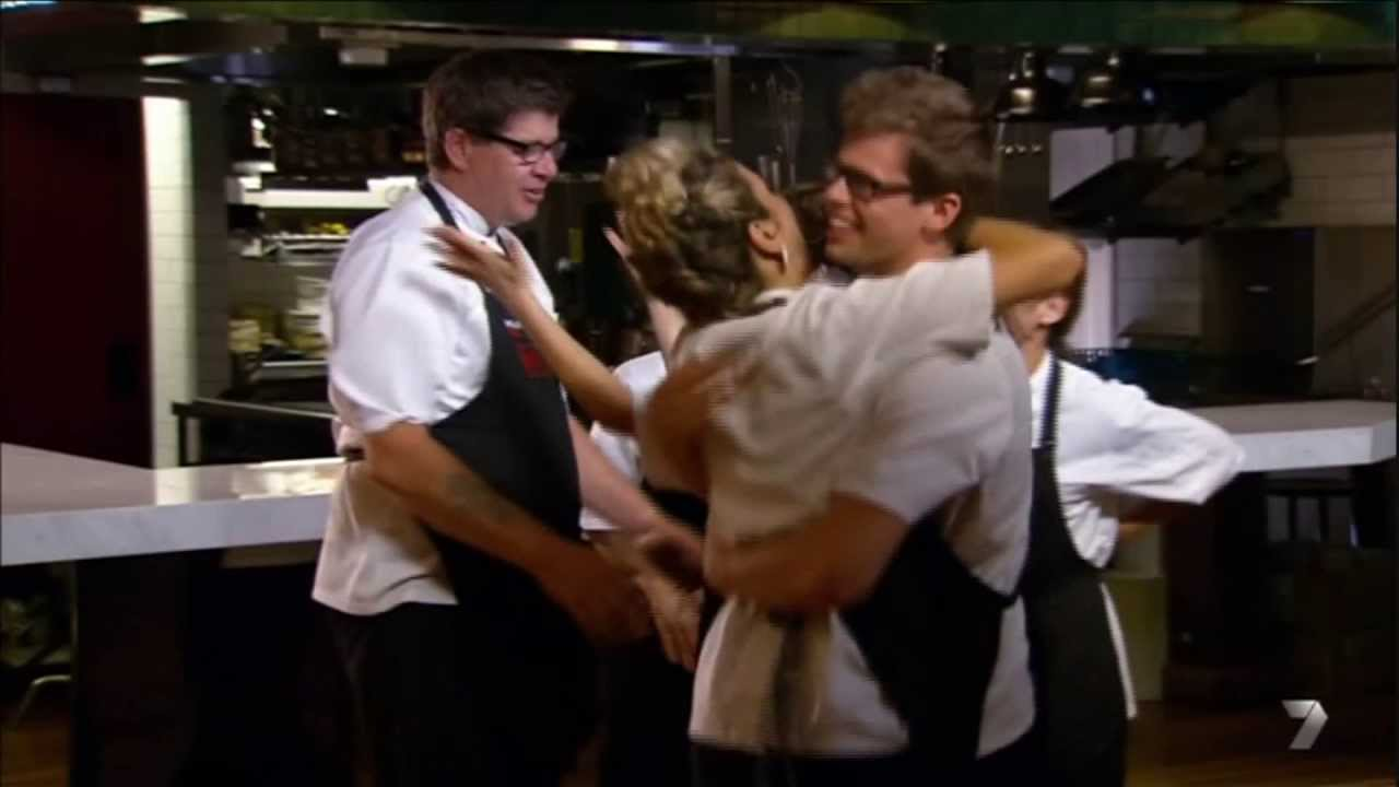 Mkr 4x42 Comeback Kitchen Winners Are Announced Youtube