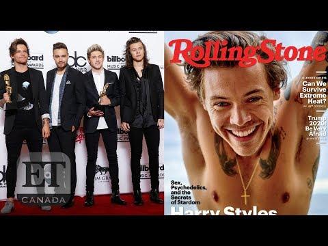 Harry Styles Talks New Album, One Direction Reunion & More ...One Direction Over Again Album Cover
