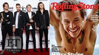 Harry Styles Talks New Album, One Direction Reunion & More In 'Rolling Stone'