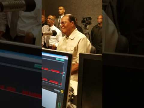The Honorable Minister Louis Farrakhan on DCL