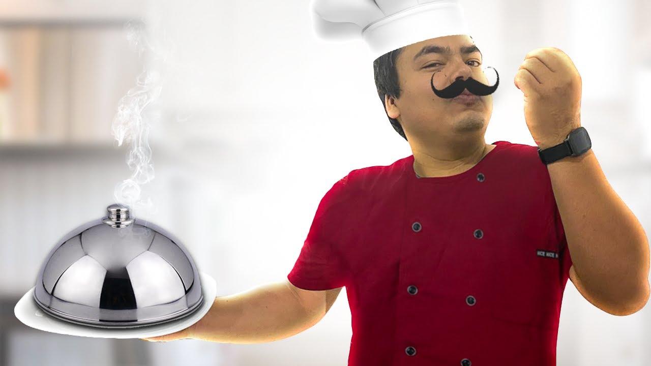 Platillo Gourmet En Freidora De Aire | Cocinando Con El Primo