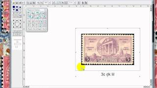 Albumgen:  Stamp Album Software