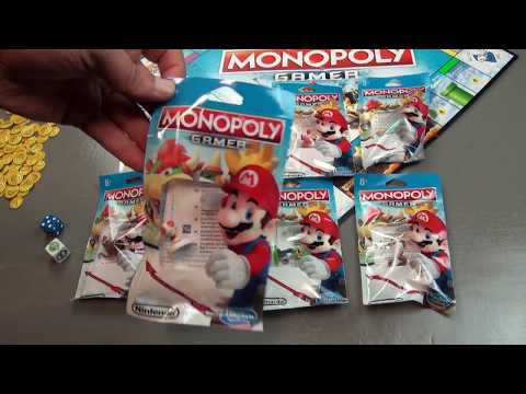Monopoly Gamer Power packs