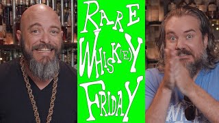 Whisk(e)y Vault presents Rare Whisk(e)y Friday!