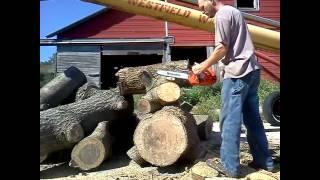 видео Бензопила Husqvarna 440e X-TORQ по отличной цене, отзывы, купить мотопилу Хускварна 440