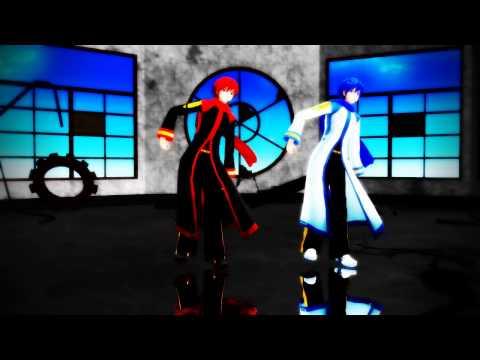 [MMD] Remote Control - Kaito & Akaito