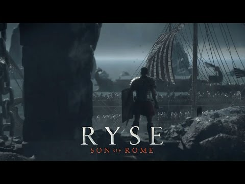 Ryse Son of Rome - Landing in Britannia, Roma Victor! (HD)