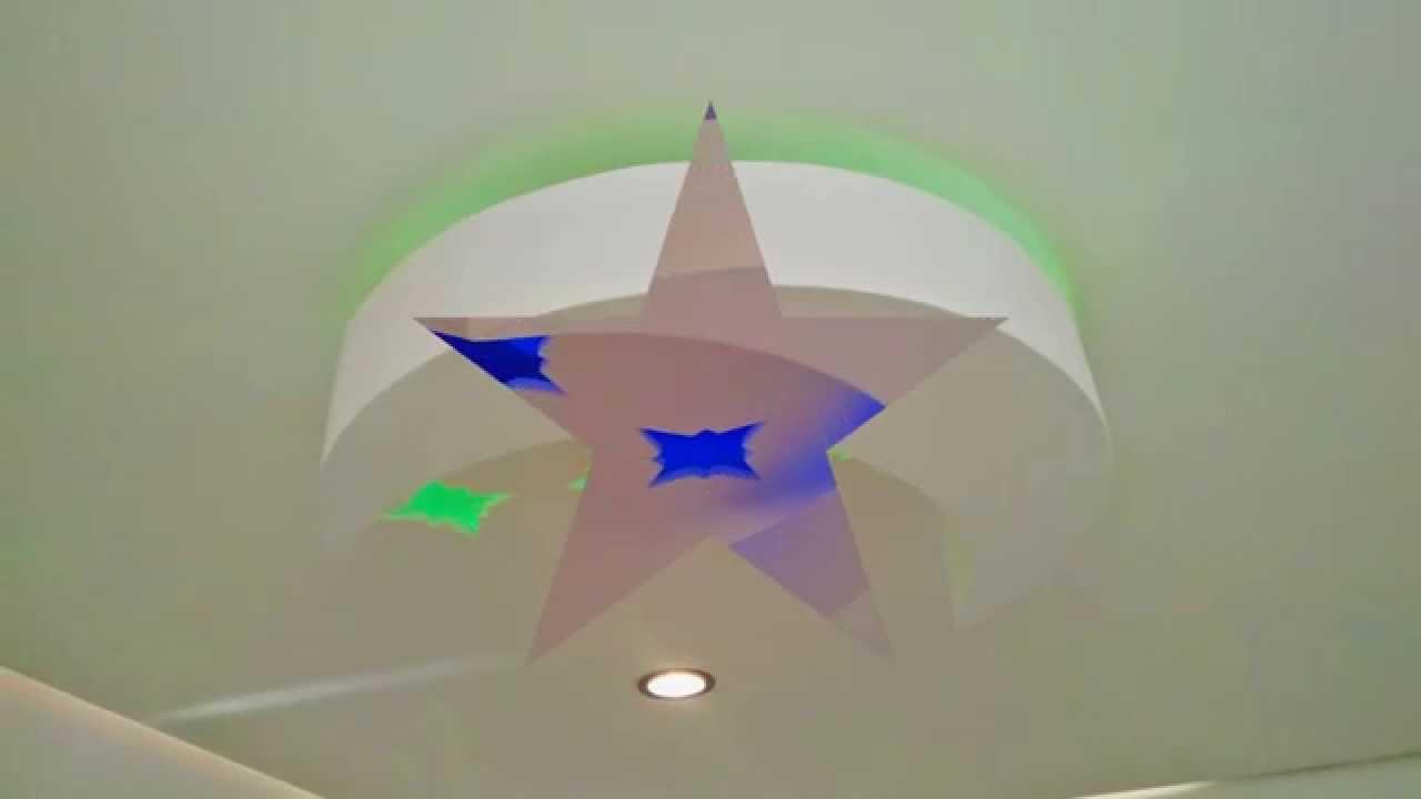 iluminaci n moderna con lamparas led en plafones para ambientar habitaciones youtube