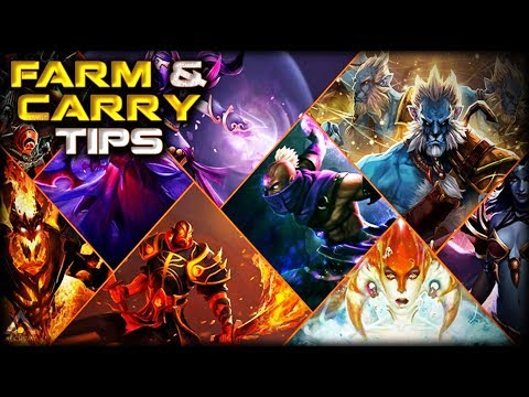 Quick Tips For Farming & Carrying Games