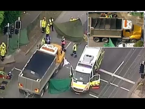 Sydney teenager k illed after he was trapped beneath truck