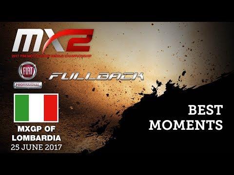 MX2 Best Moments_Fiat Professional Fullback MXGP of Lombardia 2017 - motocross