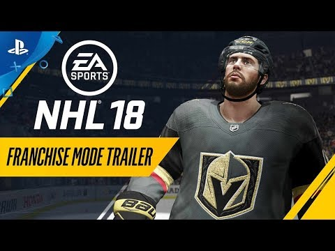 NHL 18 - Franchise Mode Trailer | PS4