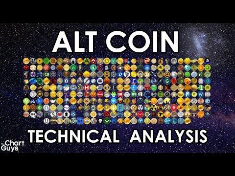 Bitcoin + Alt Friends Technical Analysis Chart 11/18/2018 by