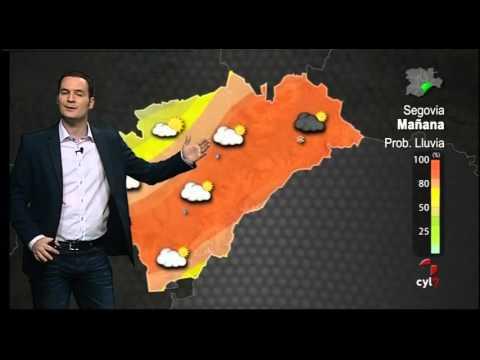 El tiempo en Castilla y León para el martes 05 de abril
