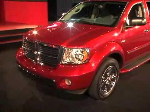 2009 Dodge Durango Hybrid | 2007 LA Auto Show