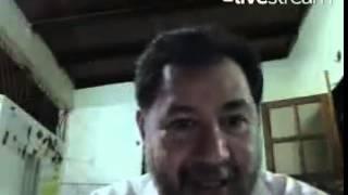 Verdades y Mentiras sobre Venezuela Twitcam Fernández Noroña desde Acarigua Venezuela [14-Mayo-2014]