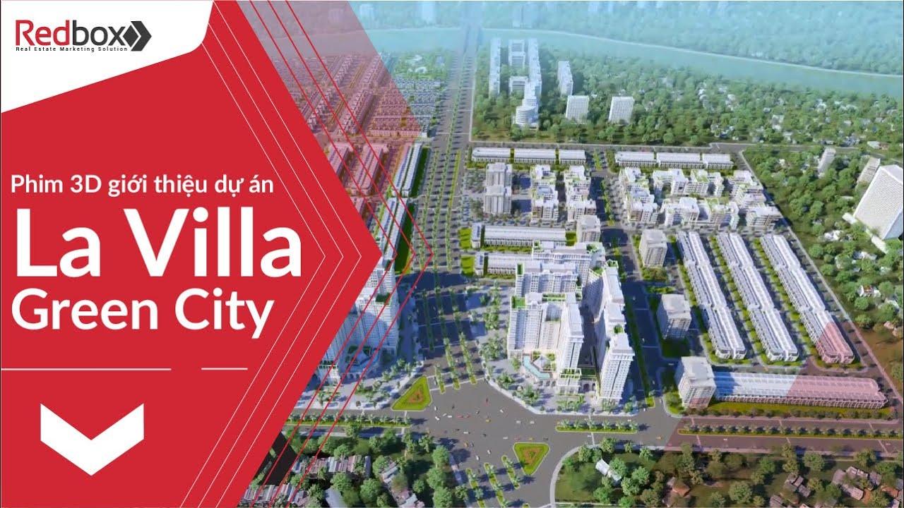 Lavila Green City – Phim 3D giới thiệu dự án bất động sản – Redbox Vietnam