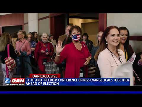 Faith and Freedom Conference brings evangelicals together ahead of election