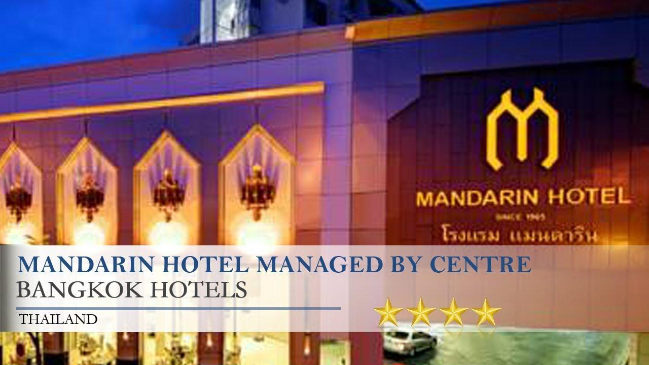 Mandarin Hotel Centre Point Bangkok