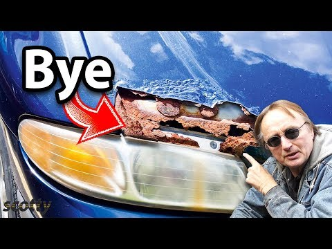 Never Get Rust on Your Car Again