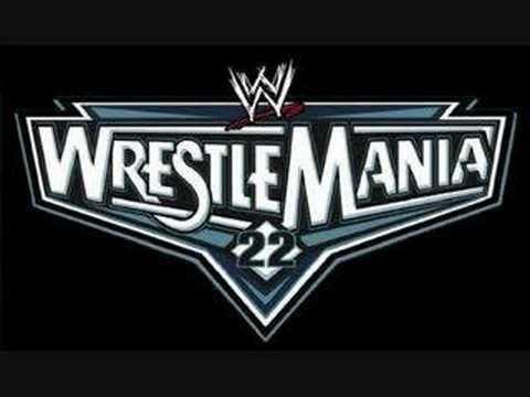"WrestleMania 22 ""Big Time"""