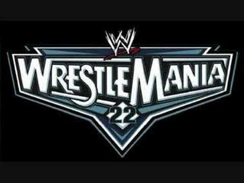WrestleMania 22 Big Time