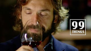 99 things about Andrea Pirlo | Oh My Goal