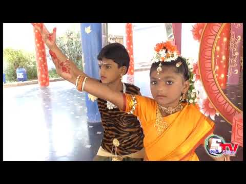 Om Mahapraana Deepam Video Song | Sri Manjunatha Movie | students songs