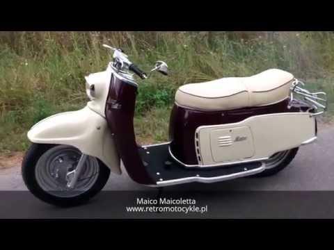 Maico Maicoletta 1955
