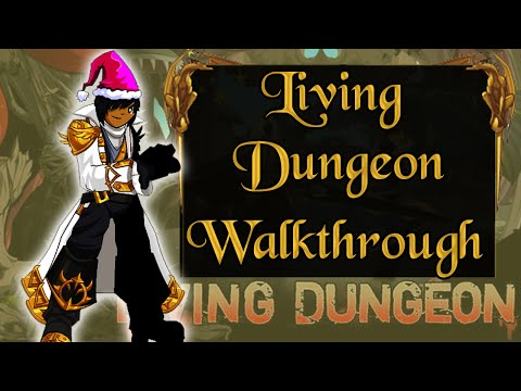 =AQW= LIVING DUNGEON - FULL Walkthrough! - July 16/2015