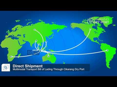 Cikarang Dry Port Company Profile
