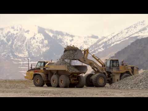 2014 Special Citation, Employees, Rio Tinto-Kennecott Bingham Canyon Mine