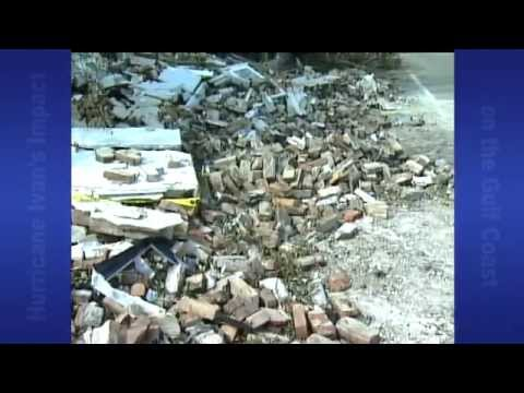 Hurricane Ivan's Impact on the Gulf Coast