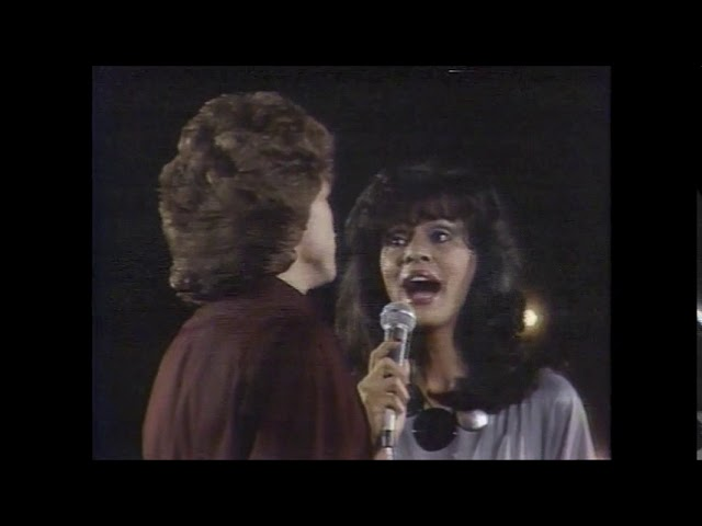 Marilyn McCoo Hard to Say Im Sorry with Rex Smith on Solid Gold