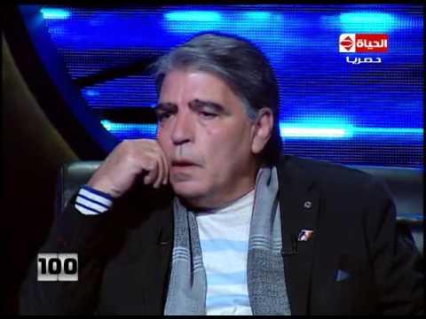 100 سؤال - محمود الجندي ' وهل زار العراق من أجل دعم الشيعة وهل حصل على مبلغ مالي كبير ؟'