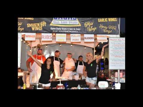 Italian American Festival Ocean Township  August 2015