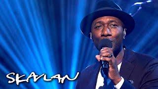 Cover images Aloe Blacc performs «I Do» live on Skavlan  | SVT/TV 2/Skavlan