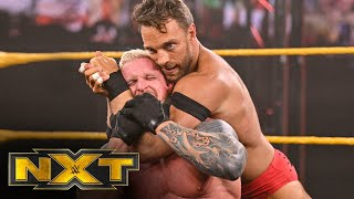 Dexter Lumis vs. LA Knight: WWE NXT, April 20, 2021