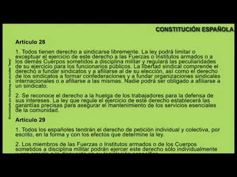 constituciÓn-espaÑola-tÍtulo-i-capÍtulo-segundo-solo-enunciados-artículos-audio-y-texto-3